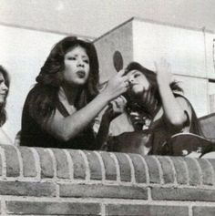 vintage everyday: Chola Style and Culture – 40 Fascinating Vintage Photos of Latina Gangs in Southern California from the 1970s and 1980s
