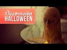 Decoración fácil para Halloween! -Anie - YouTube