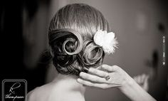 vintage  Julie Jackson   CHECK OUT MORE IDEAS AT WEDDINGPINS.NET   #weddinghair