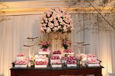 Foto 4962 do álbum de Casamento Marriot - Cor da Festa: Rosa Claro