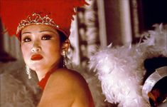 Sweet thrill of Gong Li ...  Beautiful celebrities...   She starred as Miss Hua in Eros (2004)