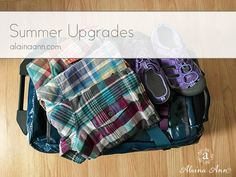 Summer Upgrades {2016}