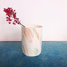 Pink pepper in pot. Eleanor Meredith