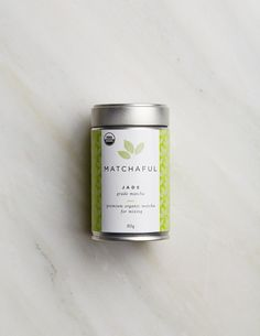 Matchaful is a preferred purveyor of sustainably grown, direct-trade, pesticide-free, single-origin matcha, sourced from multi-generational Japanese Tea Farms. Experience Matchaful in person at our New York wellness café. Japanese Drinks, Japanese Matcha, Organic Matcha, Organic Green Tea, Tea Packaging, Packaging Design, Organic Supplies, Tea Brands, Bottle Design