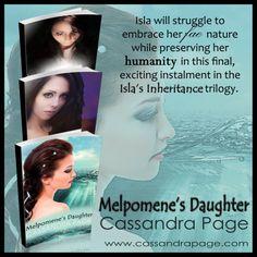 Melpomene's Daughter release promo