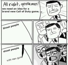 The Next Call of Duty