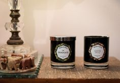 Vicki Kim's scented candles inspired by movies