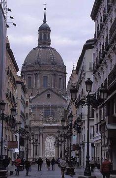 Calle de Santa Cruz, Zaragoza