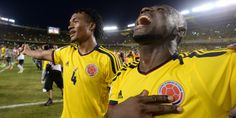 Colombia ya tiene boleto a Brasil 2014 (VIDEO)