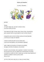 História com recadinho - Luísa Dacosta