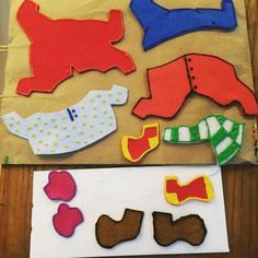 Flannel Friday: Froggy Gets Dressed Flannel Board Stories, Felt Board Stories, Felt Stories, Flannel Boards, Felt Board Templates, Quiet Book Templates, Froggy Gets Dressed, Clothing Themes, All About Me Preschool