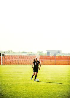 Alex Morgan taught me to practice even when no one is there to tell you how awesome you are doing.  That's the point.  You'll just show them up publicly at your next game.