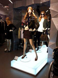 Vicky's Visual Merchandising Musings - Visual Merchandising Blog