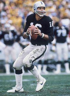 5...Jim Plunket - QB - Oakland Raiders #16