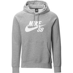 Nike SB Icon Pullover Hoodie ($55) ❤ liked on Polyvore featuring men's fashion, men's clothing, men's hoodies, dad, shirts, tops, mens sweatshirts and hoodies, mens hoodie, nike mens hoodies and mens hooded sweatshirts