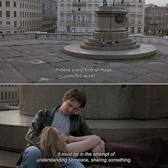 Before Sunrise by Richard Linklater Before Sunrise Quotes, Before Sunrise Movie, Before Sunset, 1995 Movies, Series Movies, Good Movies, Tv Series, Best Movie Quotes, Film Quotes