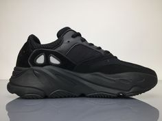 Adidas Yeezy Wave Runner 700 B75576 Triple Black Real Boost for Sale5