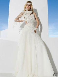 8225cd467 17 mejores imágenes de Vestidos de novia para una boda en la playa ...