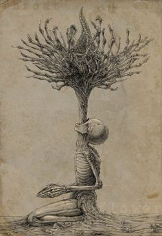 creepy but cool. makes we want to draw it..