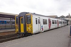 455879 South West Trains, Southern Railways, Recreational Vehicles, Camper, Campers, Single Wide