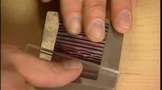 Metal Work with the Microfold Brake - Come usare una lastra di metallo ondulato