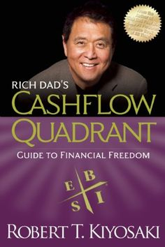 Are you tired of living paycheck to paycheck? In the sequel to Rich Dad Poor Dad, learn how the role you play in the business world affects your ability to become financially free. There are four types of people who make up the world of business but it's the business owners and the investors (not the employees and the self-employed) who can create great wealth by accelerating their cash flow through those assets. A Wall Street Journal Bestseller,