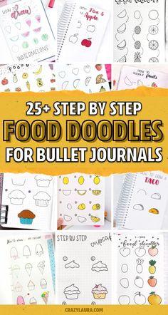 Bullet Journal Lettering Ideas, Bullet Journal Printables, Bullet Journal Themes, Bullet Journal Layout, Bullet Journal Inspiration, Journal Ideas, Bullet Journals, Easy Doodles Drawings, Fun Drawings