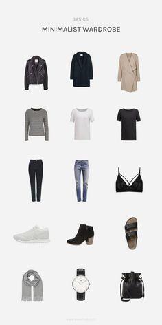 Aesence   Minimal Capsule Wardrobe Ideas   Simplicity & Minimalism