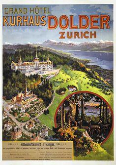 Zurich Kurhaus Dolder
