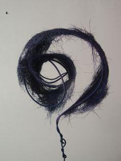 # blaueblumen the Design 101 Exhibition Design, Blue Flowers