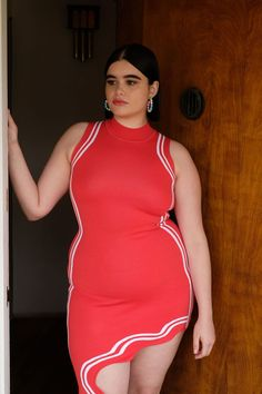 """We discussed the ground-breaking eye makeup looks in HBO's """"Euphoria"""" as well as what deeper meanings they may have for each character. Fat Fashion, Curvy Fashion, Plus Size Fashion, Fashion Outfits, Casual Outfits, Curvy Girl Outfits, Plus Size Outfits, Barbie Ferreira, Plus Size Inspiration"""