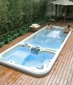 1000 Images About Zwemspa Swimspa On Pinterest Jacuzzi Spas And Endless Pools