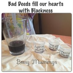 Good Deeds Remove Bad Deeds | Busy Mummys
