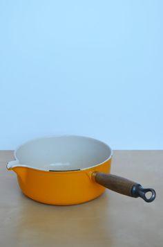Vintage Le Creuset Pour Pan