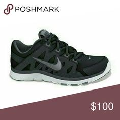 6f8efed165a51 Shop Women s Nike Black size 9 Athletic Shoes at a discounted price at  Poshmark. Description  Nike Womens flex supreme tr ii size Sold by meganpoo.