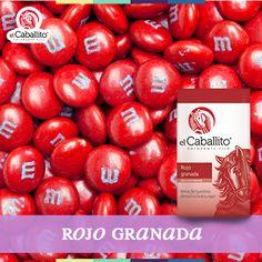 #RojoGranada