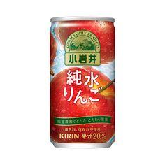 小岩井 純水りんご(缶)