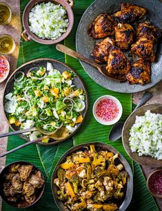 Need to feed a crowd? You'll impress friends and family with this traditional Filipino feast