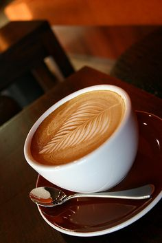 Ahhhh.....Coffee Perfection