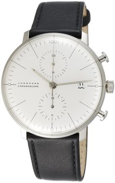Junghans Max Bill Chronoscope  $1600