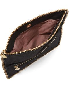 yves saint laurent monogram tri-quilt west hollywood clutch bag