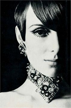 Coppola e Toppo jewelry photo by Helmut Newton