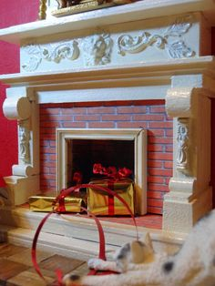 how to: Baroque fireplace