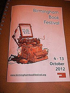 Birmingham Book Festival 2012