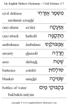 how to say woman in hebrew