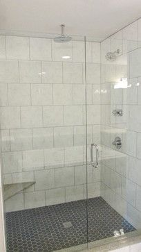Bridge-Water new home construction craftsman bathroom