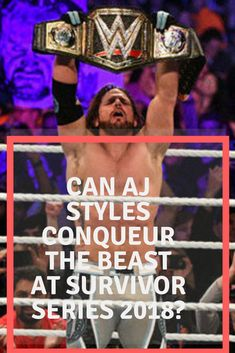 (Updated)WWE Survivor Series 2018 Matches, Predictions, Time in India, Date Wwe 2, Wwe Survivor Series, Aj Styles, Times Of India, Fans, Dating, Wrestling, Lucha Libre, Quotes