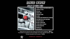 David Lynch 'Crazy Clown Time' album preview - YouTube