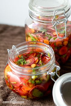 Taco Pickles By Joanne Taylor, Taco Pickles Prep Time: 20 minutes Yield: 2 Jars Ingredients: Radishes -. Carrot Recipes, Veggie Recipes, Mexican Food Recipes, Radish Recipes, Tostadas, Spicy Coleslaw, Pickled Cherries, Flautas, Vegetarian Cabbage
