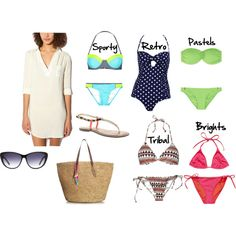 Suit up for Summer!, created by morgan-396 on Polyvore
